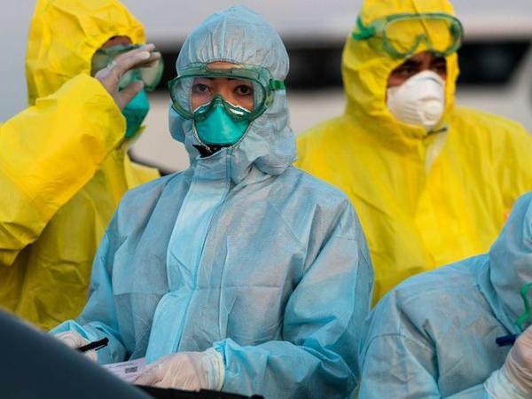 Özbəkistanda koronavirusa yoluxanların sayı 10 min nəfəri ötüb