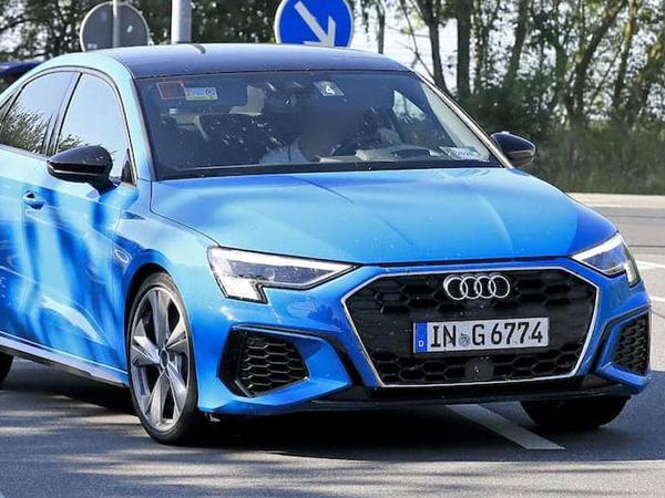 Audi S3 modelləri yaxın həftələrdə debüt edəcəklər - FOTO