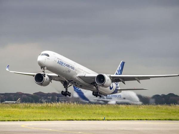 Airbus tam avtomatik uçuşu sınaqdan keçirib - FOTO