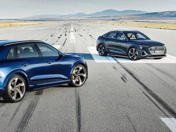 Audi e-tron S və e-tron Sportback S modelləri təqdim olunub - FOTO
