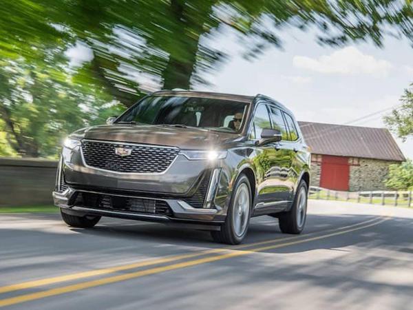 Cadillac XT6 modeli daha əlçatan versiyada təklif ediləcək - FOTO