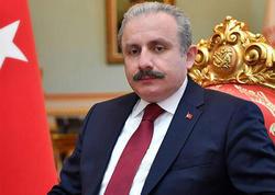 Mustafa Şəntop yenidən Türkiyə parlamentinə sədr seçilib