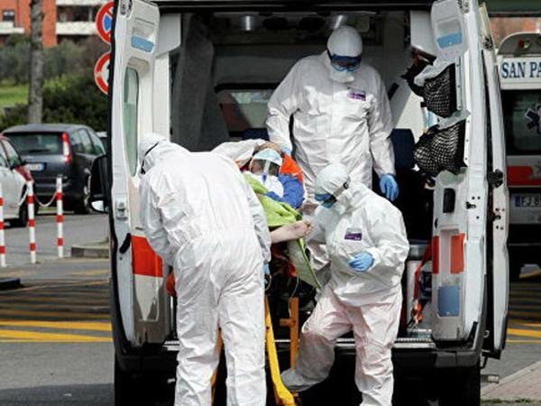 İtaliyada son sutkada koronavirusdan 8 nəfər ölüb