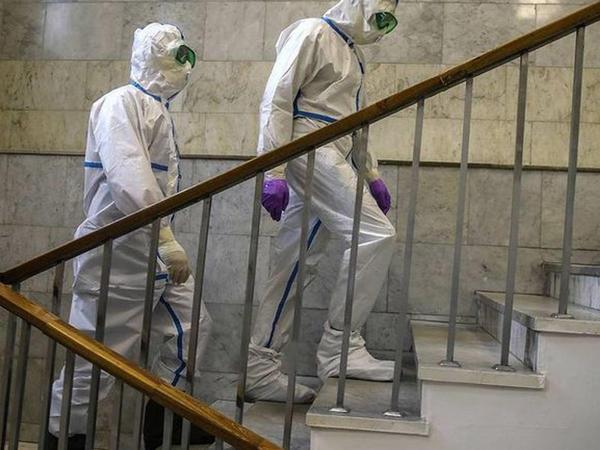 Moskvada son sutkada koronavirusdan ölənlərin sayı 24 nəfərə çatıb