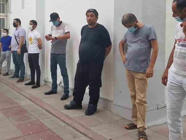 """Karantin rejim qaydalarını pozan çay evi aşkarlandı - <span class=""""color_red"""">FOTO</span>"""