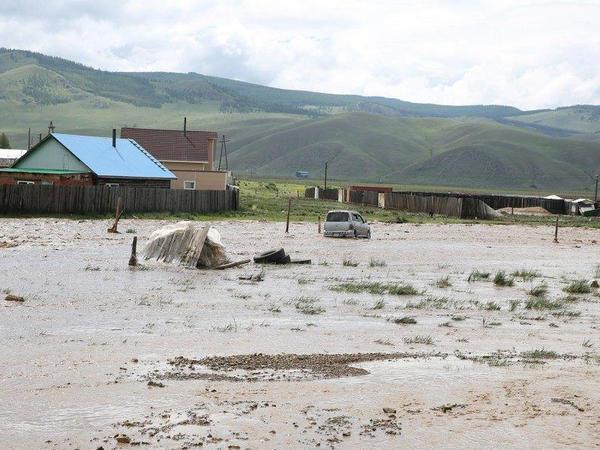 Monqolustanda daşqınlar nəticəsində 8 nəfər ölüb
