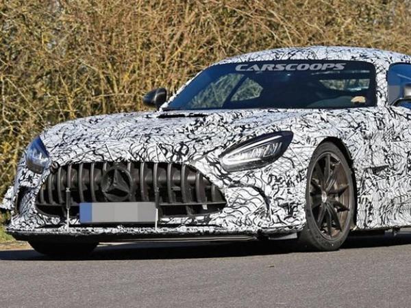 Mercedes-AMG GT R Black Series-in qiyməti açıqlandı