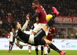 """""""Milan"""" - """"Yuventus"""" oyununda 6 qol vuruldu"""