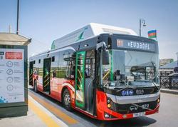 Ekspres xətlər üzrə avtobusların iş qrafiki dəyişdirilib