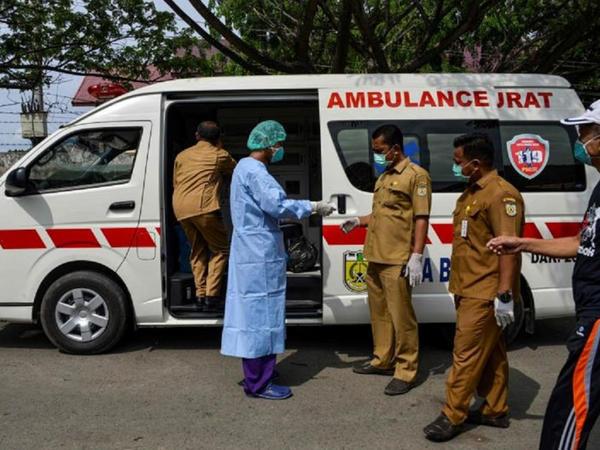 İndoneziyada koronavirusa yoluxanların sayı 66 min nəfəri keçib