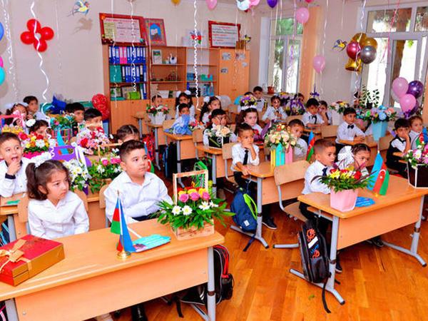 Rus bölməsi uşaqların I sinifə qəbulu üçün məktəb seçiminə başlanıldı