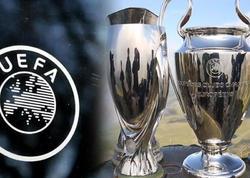 """UEFA-nın avrokuboklarla bağlı yeni qərarı - <span class=""""color_red"""">Rəsmi</span>"""