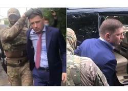 İş adamlarının qətllərini sifariş verən rusiyalı qubernator saxlanıldı - VİDEO
