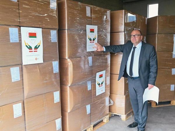 Litva koronavirusla mübarizədə dəstək məqsədilə Belarusa yardım edib