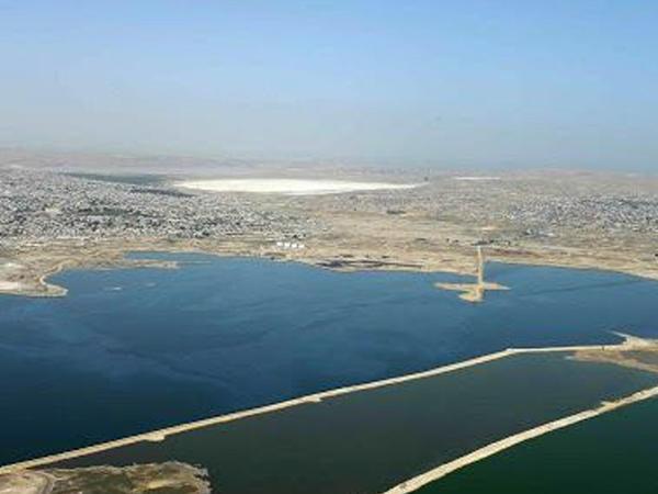 Böyük Şor gölünün 50 faizi çirkabdan təmizlənib - VİDEO
