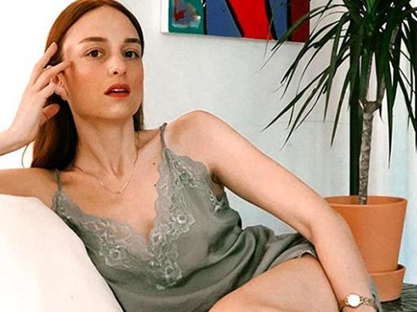 "Nilperidən bikini ""şou"" - FOTO"