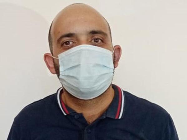 Kürdəmir sakini külli miqdarda heroin daşıyarkən yaxalandı - FOTO