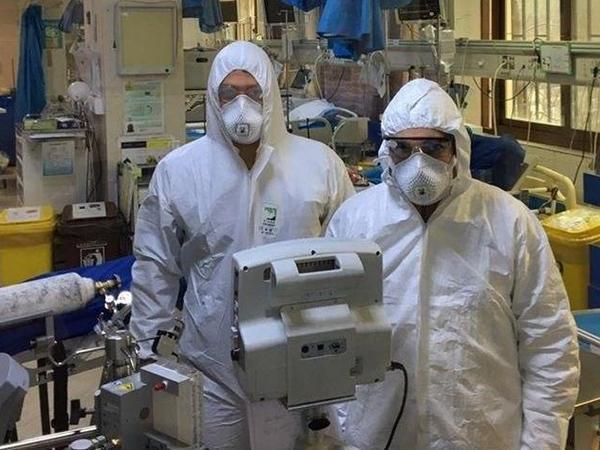İranda koronavirusla bağlı rekord qeydə alındı: Daha 221 nəfər öldü