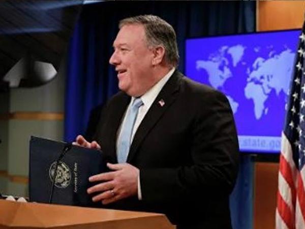 Pompeo COVID-19-la mübarizədə ABŞ-ı dünya lideri adlandırıb