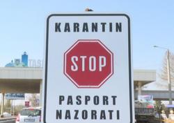 Özbəkistanda karantin rejimi yenidən gücləndirilir