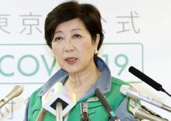Tokionun qubernatoru paytaxt sakinlərinə çağırış etdi