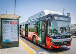 BNA avtobuslarda sərnişin sıxlığına aydınlıq gətirdi