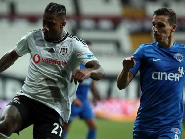 """""""Beşiktaş"""" dördüncü pilləyə yüksəldi"""