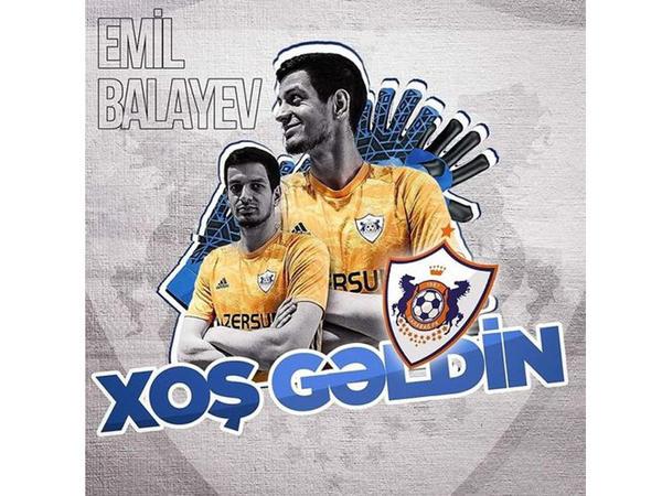 """Emil Balayevin """"Qarabağ""""a keçidi rəsmiləşdi"""