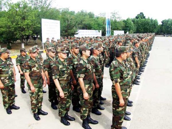 """Azərbaycan Ordusunda koronavirusa yoluxma halı yoxdur - <span class=""""color_red"""">PA rəsmisi</span>"""