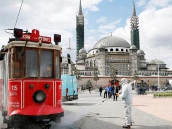 Türkiyədə son sutkada koronavirusdan 1 493 nəfər sağalıb