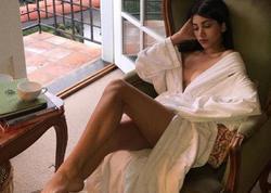 """Azərbaycanlı model Los Ancelesdəki dəbdəbəli villasını göstərdi - <span class=""""color_red"""">VİDEO</span>"""