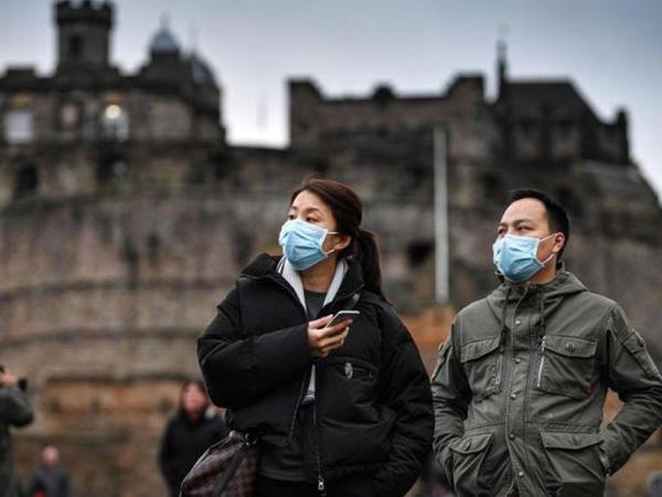 Şotlandiyada koronavirusa yoluxanların sayı artır