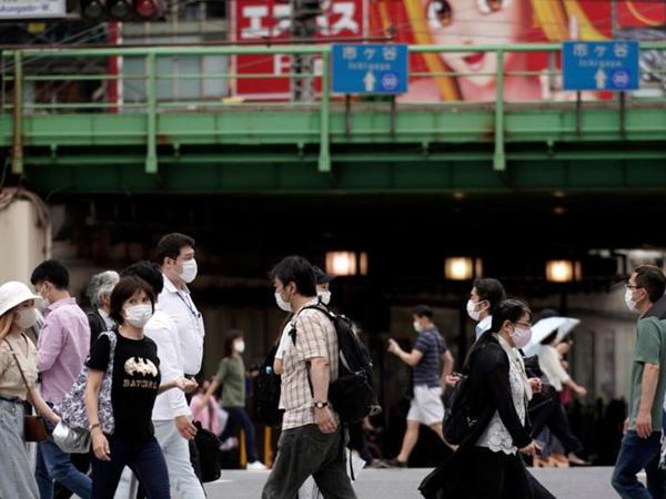 Tokioda artıq ikinci gündür COVID-19-a rekord yoluxma halları qeydə alınır