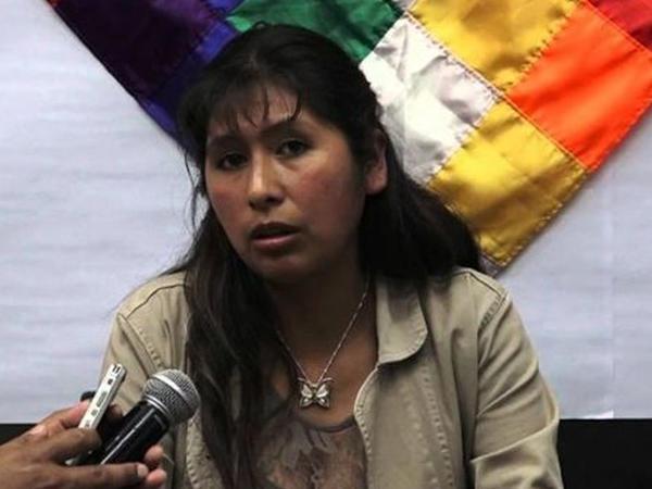 Boliviya parlamentinin sədri koronavirusa yoluxdu