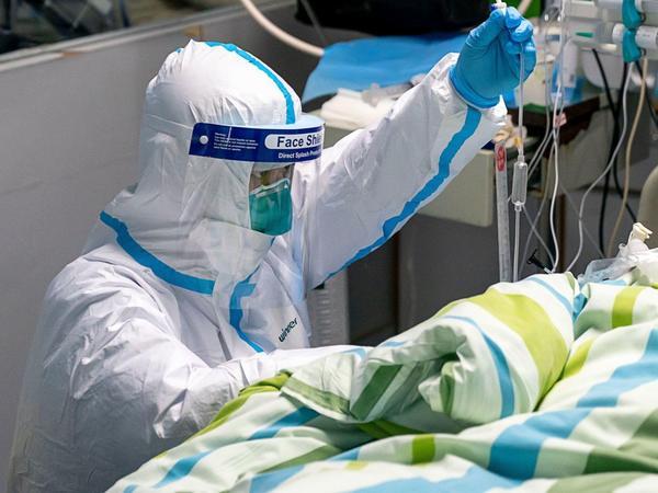 Qırğızıstanda ötən gün 552 nəfər koronavirusa yoluxub