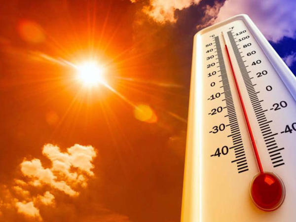 Azərbaycanda havanın temperaturu 38 dərəcəyə yüksələcək