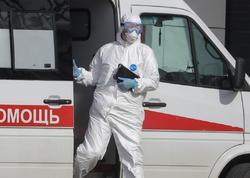 Rusiyada 16 mindən çox yeni yoluxma,  koronavirusdan ölənlərin sayı 26 mini ötüb