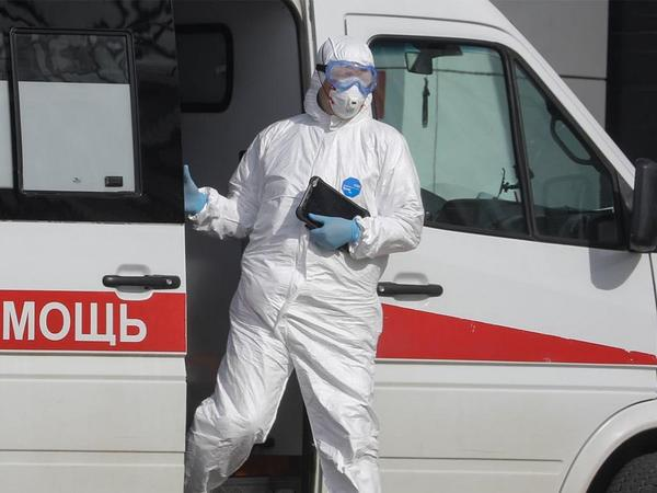 Rusiyada daha 6148 nəfər koronavirusa yoluxdu