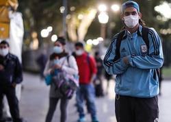 Argentinada koronavirusa yoluxanların sayı 100 mini keçib