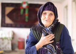 Röyanın 77 yaşlı Əsmər nənəyə tikdirdiyi ev - VİDEO