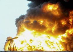 """FHN: Gəncədə 7,2 ton benzin yanıb - <span class=""""color_red"""">YENİLƏNİB</span>"""