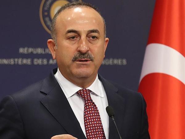 Mövlud Çavuşoğlu: Can Azərbaycana canımız fəda - VİDEO