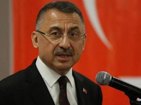 Fuat Oktay: Hər zaman səninləyik Azərbaycan