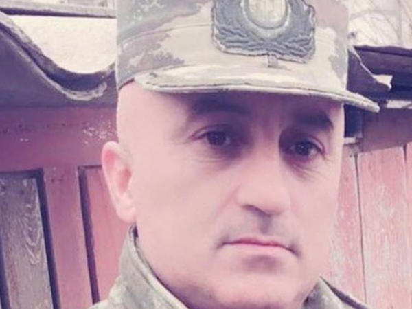 "Şəhid mayor Novruzov - <span class=""color_red""> FOTO</span>"