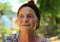 """Ağdam kəndindən VİDEOREPORTAJ - """"Atmayanda darıxırıq"""""""