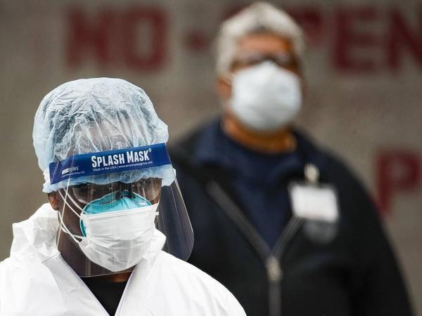 Texasda sutkada koronavirusa yoluxanların sayı ən yüksək göstəriciyə çatıb