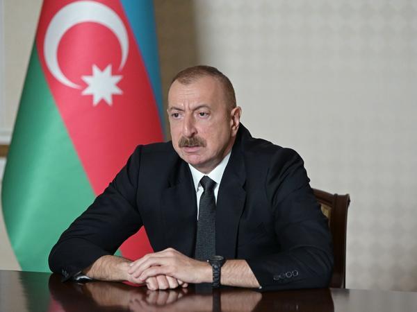 Prezident İlham Əliyev: Görülmüş operativ tədbirlər nəticəsində Ermənistan ordusu layiqli cavabını aldı