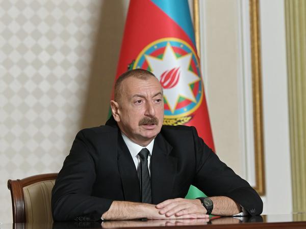 Azərbaycan Prezidenti: Kiminsə xoşuna gəlmək naminə öz sözünü deməkdən çəkinən diplomatiya olmamalıdır