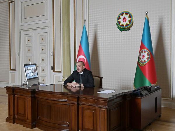 Azərbaycan Prezidenti: Hansısa yaramaz ünsürlərın fikri 1990-cı illərin əvvəllərinə getməsin