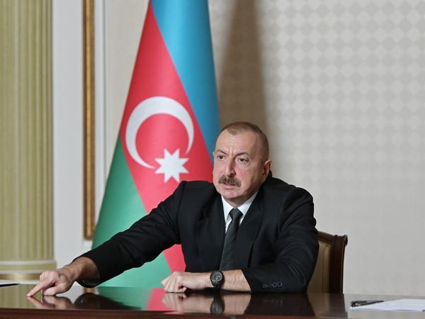 Azərbaycan Prezidenti: KTMT-ya müraciət etmək Ermənistanın qorxaqlığının növbəti təzahürüdür